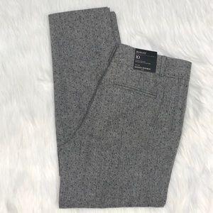NEW Banana Republic wool blend Ryan Fit ankle pant